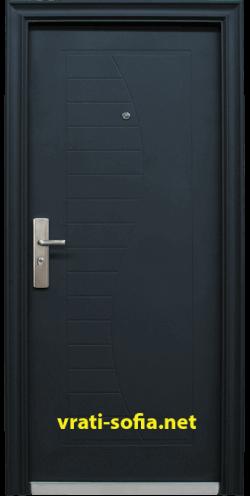 Блиндирана входна врата 701-B
