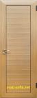 Алуминиева врата за баня, цвят Бял