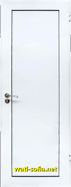 Врата - алуминиева