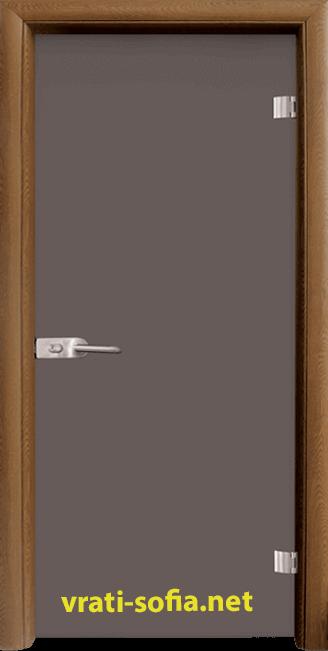 Стъклена интериорна врата Basic G 10
