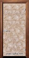 Стъклена интериорна врата Fabric G 12-1