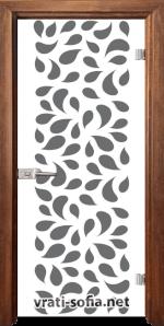 Стъклена интериорна врата Print G 13-1