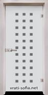 Стъклена интериорна врата Sand G 14-4