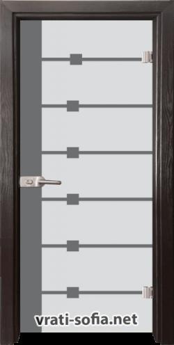 Стъклена интериорна врата Sand G 14-5
