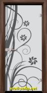 тъклена интериорна врата Sand G 14-7