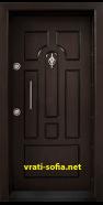 Блиндирана входна врата T-108