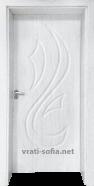 Интериорна врата Gama 203p, цвят Бреза