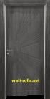Интериорна врата Gama 204p, цвят Венге
