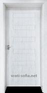 нтериорна врата Gama 207p, цвят Бреза