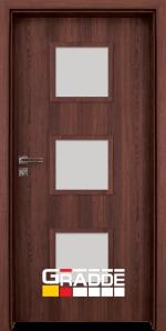 Интериорна врата Gradde Bergedorf, цвят Череша Сан Диего