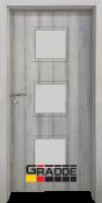 Интериорна врата Gradde Bergedorf, цвят Дъб Вераде