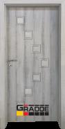 нтериорна врата Gradde Zwinger, цвят Дъб Вераде