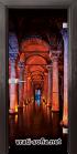 Стъклена интериорна врата Print G 13-13 X