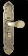 Комплект дръжки за метална врата - модел 516/539