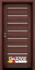 Интериорна врата Gradde Axel Glas