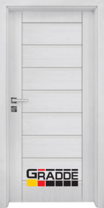нтериорна врата Gradde Axel Glas