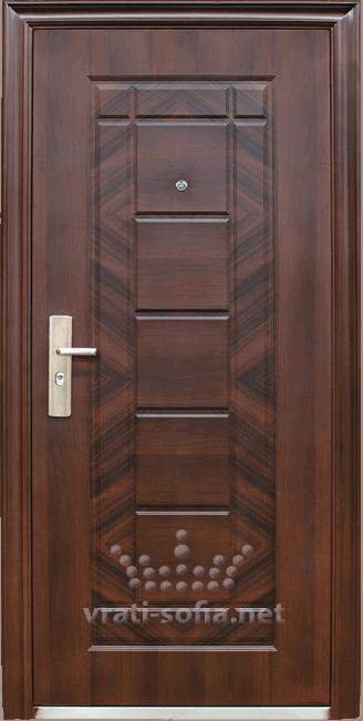 Входна врата модел 018-7 от Врати София