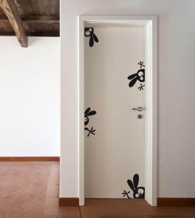 Интериорна врата за детска стая