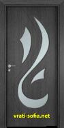 Интериорна врата Gama 203, цвят Бреза