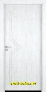 Интериорна врата Gama 201p, цвят Бреза