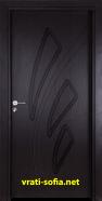 нтериорна врата Gama 202p, цвят Венге