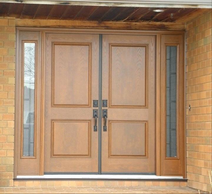 Втора входна врата