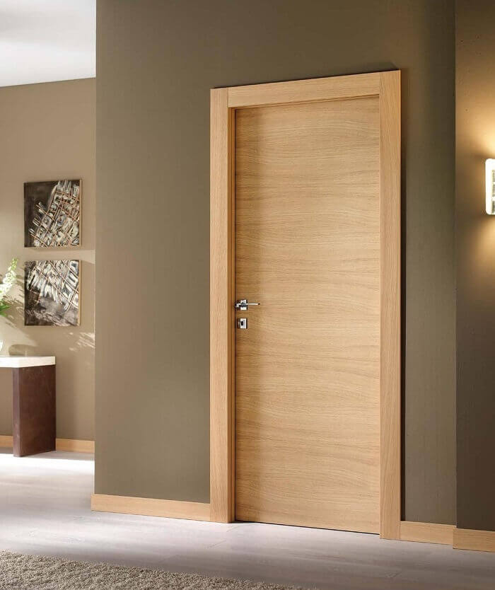 Модерна визия на Интериорна врата