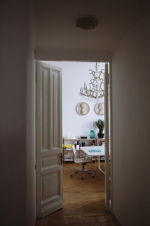 Правилната интериорна врата за дома